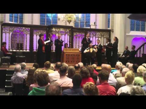 Vox Luminis LIVE, Roland Lassus and Orlando di Lasso, Utrecht 31-8-2013